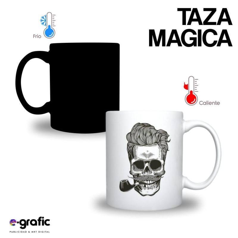 TAZA MAGICA